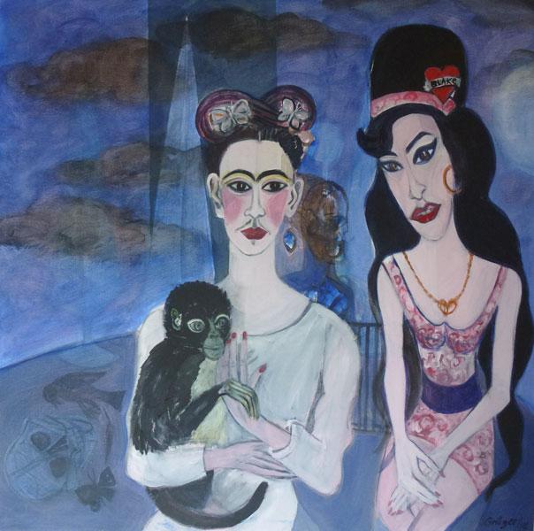 Amy & Frida